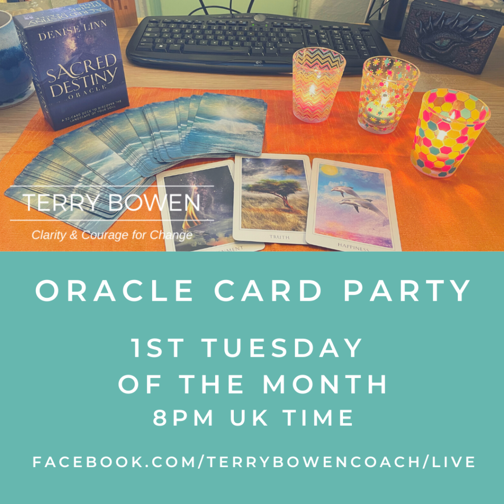 Oracle Card Party